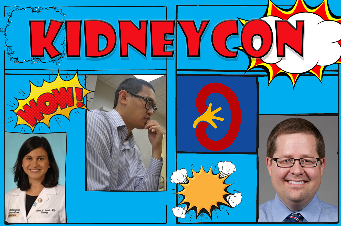 Kidneycon 2018 Bigger And Better Division Of Nephrology