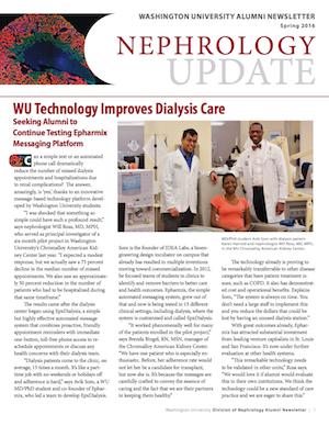 Newsletter - Division of Nephrology