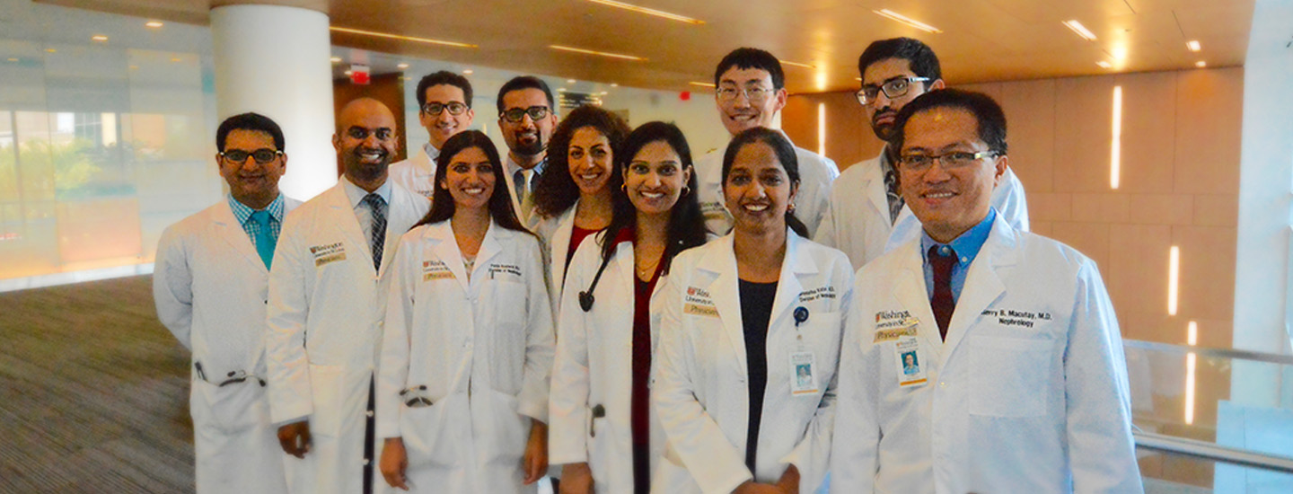 Our Fellows - Division of Nephrology
