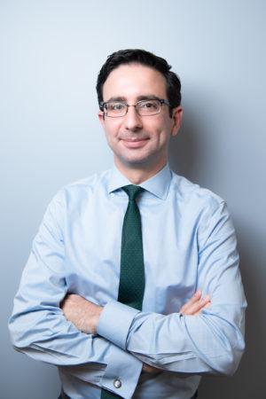 Nephrologist Charbel Khoury