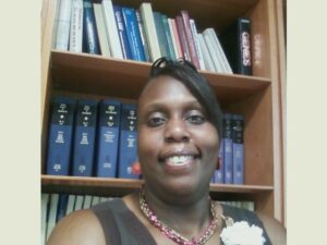 Division Welcomes Jean Smith, Special Project Administrator