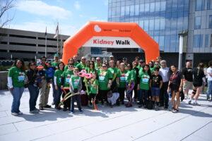 Annual National Kidney Foundation Walk a Success