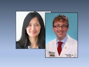 Tingting Li and Frank O'Brien Receive Inaugural Clinical Innovation Grants