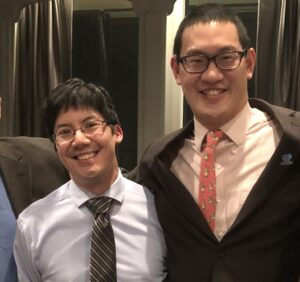 Steven Cheng and Timothy Yau Appointed to Team That Will Design New Medical School Curriculum