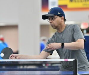 Pediatric Nephrology Division Chief Finds Fun – and Awards – in the Sport of Table Tennis