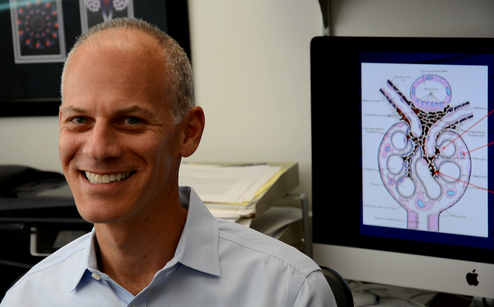 Dr. Jeffrey Miner Awarded Alport Syndrome Foundation Grant