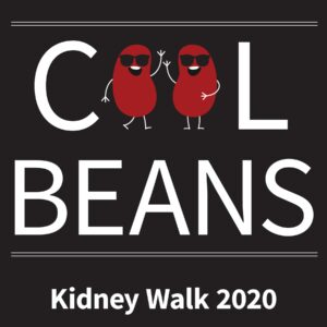"Support WashU Nephrology/Transplant ""Cool Beans"" Team at 2020 NKF Kidney Walk"