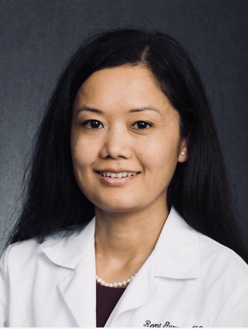 Dr. Reena Gurung Joins WashU Nephrology Faculty