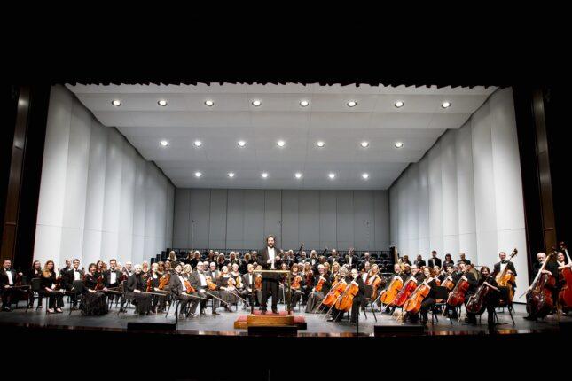 Saint Louis Philharmonic Orchestra.