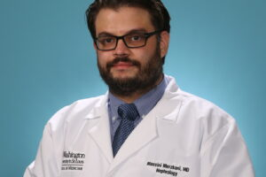 Dr. Massini Merzkani Joins WashU Transplant Nephrology