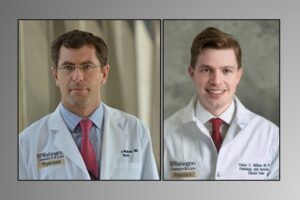 WashU Physician-Scientists Andrew Malone and Parker Wilson Chosen as JASN Editorial Fellows